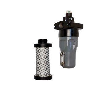 EKO-Element AC G2 für Atlas Copco DDp / DDp + / DDh / PDp / PDp + / PDh / QD / QDh / QD Filtergehäuse